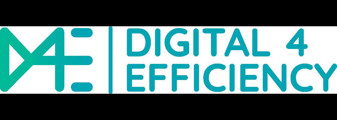 Logo Digital4Efficiency